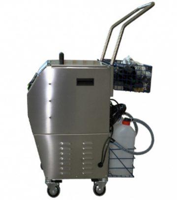 globowax buharlı temizlik makinasi , susuz oto yikama , susuz arac yikama