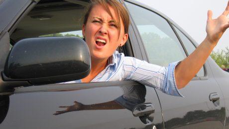 Trafikte Çok mu Saygısızız?