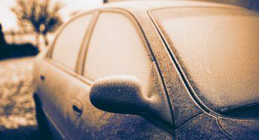 DRYCARCARE Arabanın camındaki buz nasıl temizlenir